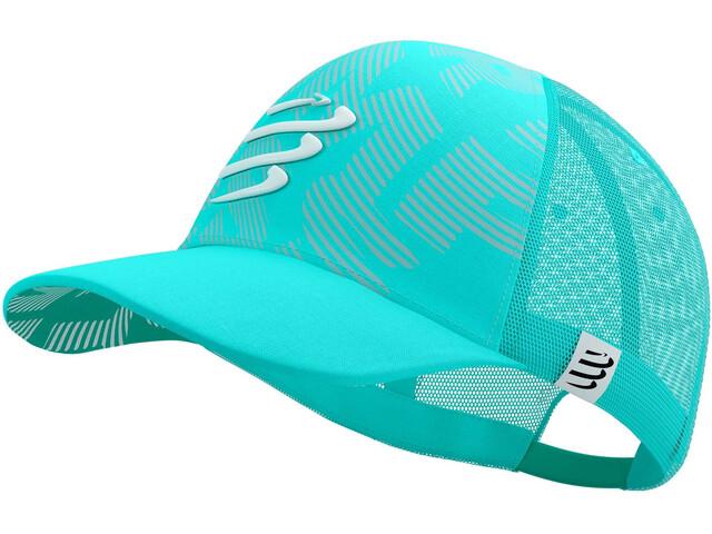 Compressport Trucker Cap Summer Refresh 2021, turquoise